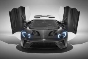 Neuheit Ford GT Liquid Carbon