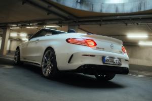 Lorinser Mercedes-AMG C 63 S Cabriolet Topmodell Tuning Felgen RS8 Leistungssteigerung