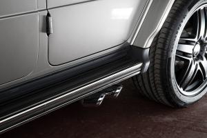 Lorinser Mercedes-Benz G-Klasse W463 G 500 Tuning Bodykit Felgen