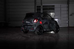 Lorinser x ARTHELPS Smart Fortwo Cabrio UN/HIDE Tuning Essen Motor Show 2018