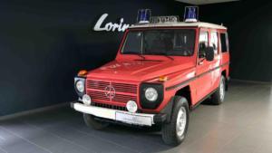 Feuerwehr-280 GE von Lorinser Classic