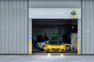 Lotus-Evora-GT410-Sportcoupé-Weihnachten-Christmas-Neujahr-Festtage-Drift-Hethal-1