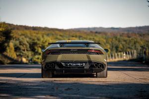 Luethen Motorsport Lamborghini Huracán Avio LP610-4 Sportwagen Mittelmotor Tuning