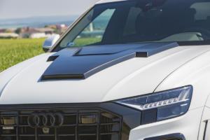 Lumma CLR 8S Audi Q8 SUV Coupé Bodykit Felge CLR 22 LX