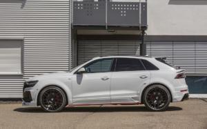 Lumma CLR 8S Audi Q8 SUV Coupé Bodykit Felge CLR 24 RS