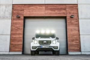 Lumma CLR G770 Tuning Veredlung Geländewagen Mercedes-AMG G 63