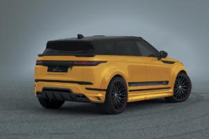 Lumma CLR RE Range Rover Evoque Tuning Bodykit Breitbau