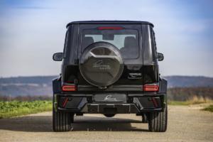 Lumma Design CLR G770 R Widebody Karosseriekit Breitbau Carbon Felgen Mercedes G-Klasse Tuning
