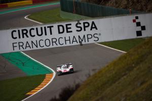 Porsche 919 Hybrid Evo Rekord Spa-Francorchamps