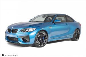 BMW M2 Carbonteile Sterckenn CFD