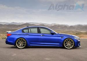 BMW M5 Evox Alpha-N