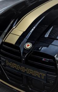 MANHART MH3 600