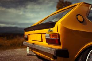 Polo gelb