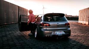 VW Golf 6 R GTI