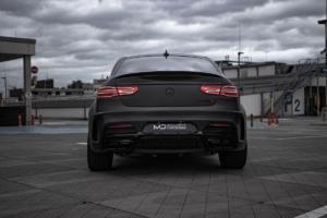 M&D exclusive cardesign Mercedes-AMG GLE 63 S Coupé Breitbau Bodykit Felgen Abgasanlage Tieferlegung SUV Tuning