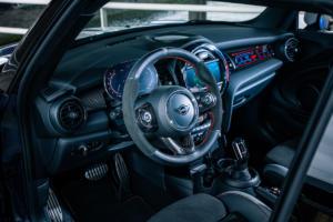 MINI John Cooper Works GP F56 Tuning Beek Auto Racing MINIspeed.eu Folierung Leistungsteigerung Fahrwerk Carbon
