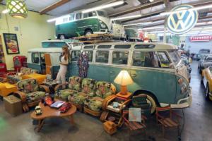 Autosammlung von Mike Malamut in Thousand Oaks