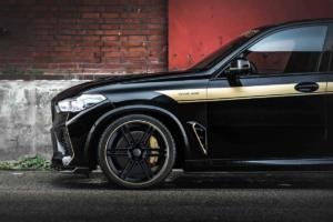 MANHART MHX5 800 (Basis BMW F95 X5 M Competition)
