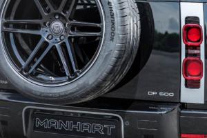 MANHART Defender DP500
