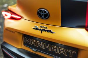 Manhart Performance - GR550 Supra