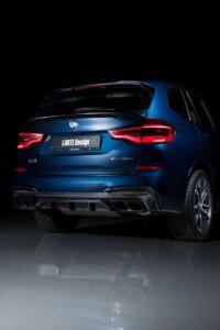 Manhart Performance BMW X3 Larte Design Carbon Karosserieteile