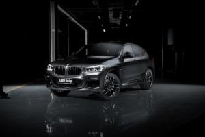 Manhart Performance BMW X4 Larte Design Carbon Karosserieteile