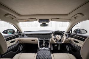 Mansory Bentley Flying Spur Tuning Bodykit Felgen Innenraum Veredlung Leistungssteigerung