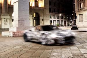Maserati MC20 Prototyp Teaser Vorschau Mittelmotor Sportwagen