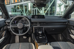 Mazda MX-30 Elektroauto Crossover SUV Range Extender Wankelmotor