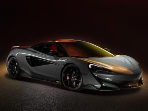 McLaren 600LT Sportwagen Coupé Sondermodell