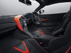 McLaren 720S Stealth Sondermodell Einzelstück Sportwagen Mittelmotor McLaren Special Operations