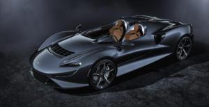 McLaren Elva Ultimate Series Roadster Supersportwagen Neuheit limitiert