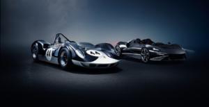 McLaren Elva Ultimate Series Roadster Supersportwagen Neuheit limitiert McLaren-Elva M1A Mk I