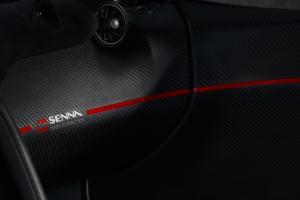 McLaren P1 GTR Ayrton Senna Einzelstück MSO McLaren Special Operations