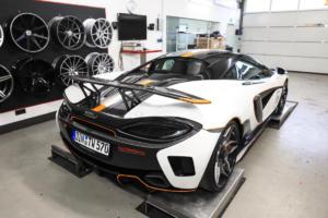 McLaren 570S von M&D Exclusive Cardesign