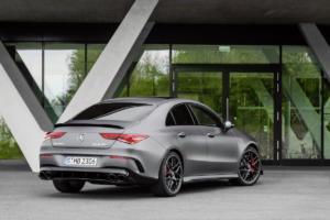 Mercedes-AMG CLA 45 S 4MATIC+ Kompaktklasse Coupé Topmodell Neuheit