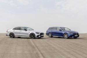 Mercedes-AMG E 63 S Limousine T-Modell Neuheit Facelift Topmodell