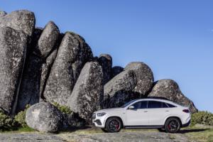 Mercedes-AMG GLE 53 Coupé Neuheit SUV Allradler Premiere IAA 2019