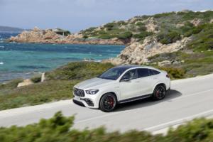 Mercedes-AMG GLE 63 S 4MATIC+ Coupé C167 Genfer Autosalon 2020 Premiere Neuheit