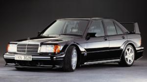 Mercedes-Benz 190 E 2.5-16 Evolution II Jubiläum 30 Jahre-Sportlimousine Topmodell