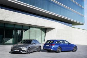 Mercedes-Benz C-Klasse Baureihe 206 Neuheit Limousine T-Modell Mittelklasse Bestseller Stuttgart Vorstellung