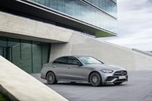 Mercedes-Benz C-Klasse W206 Neuheit Limousine Mittelklasse Bestseller Stuttgart Vorstellung