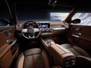 Mercedes-Benz Concept GLB Studie Premiere Neuheit Auto Shanghai 2019 Messe