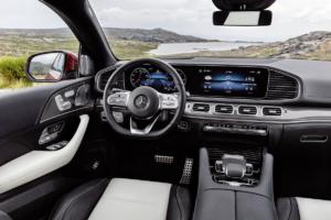 Mercedes-Benz GLE Coupé Neuheit SUV Allradler Premiere IAA 2019