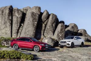 Mercedes-Benz GLE Coupé Neuheit SUV Allradler Premiere IAA 2019 Mercedes-AMG GLE 53 Coupé