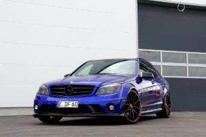 Mercedes C 63 AMG W204 Limousine Tracktool Folierung Carbonteile Felgen Fahrwerk Leistungssteigerung