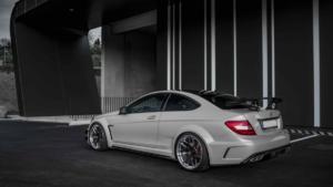 Mercedes-Benz C204 C 63 AMG von M&D Exclusive Cardesign