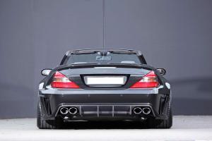 Tuning Mercedes-Benz SL500 R230 von HS Motorsport