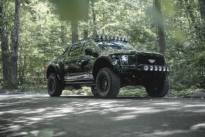 Mil-Spec Ford F-150 Kompressor-V8 Leistungssteigerung Karosseriekit Fahrwerk Innenraum Veredlung