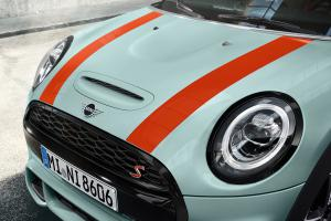 Mini Cooper S Delaney Edition Sondermodell